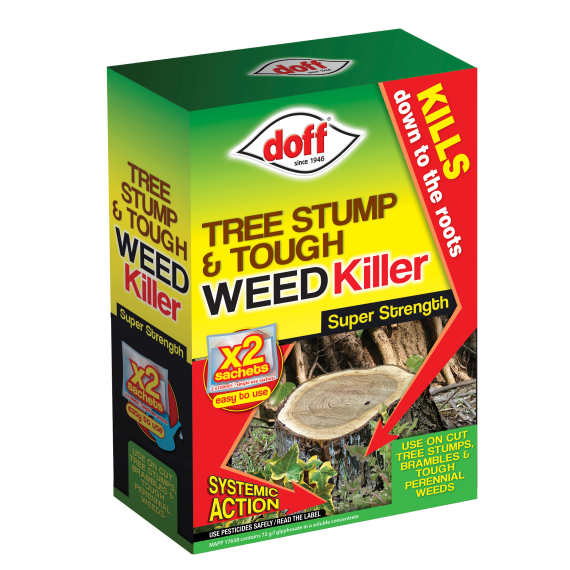Doff Tree Stump Amp Tough Weedkiller Doff Portland Limited